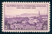 Us Stamp 773 California Pacific Expo - Pse Cert - Gem 100 - Mognh - Smq 310.00