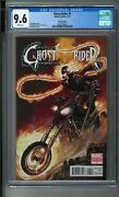 Ghost Rider 2011 1 Neal Adams Variant Cover Cgc 9.6 Universal Label Wp