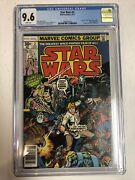 Star Wars 1977 2 Cgc 9.6 Wp 1st App Han Solo And Chewbacca  