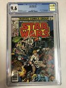 Star Wars 1977 2 Cgc 9.6 Wp 1st App Han Solo And Chewbacca |