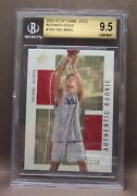 2002-03 Sp Game Used Yao Ming Rookie Gold /50 Bgs 9.5