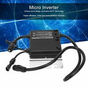 Smg‑260w 250w 15a Push‑pull Type Micro Solar Grid Tie Microinverter Inverter