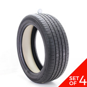 Set Of 4 Used 255/45r20 Continental Crosscontact Lx Sport Vol Contisilent 1...