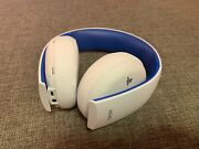 Genuine Sony Wireless Stereo Gaming Headset 2.0 Playstation 4 Ps4 Ps3 Ps Vita