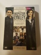 The Inspector Linley Mysteries The Complete Series 2017, Dvd, 12-disc Set Bbc