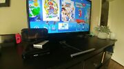 Wii U With 2 Hd Loaded With Games.