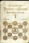 Jamestown Tributes And Toasts Signed 1st Ed Exposition 400th Anniversary 1907