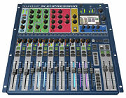 Soundcraft Si Expression 1 Digital Mixer W/dsp, 66-mixing Inputs+16-mic Preamps