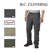 Sale Bc Clothing Mens Convertible Stretch Cargo Hiking Active Pants Shorts G23