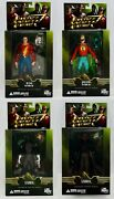 Dc Direct Lot Justice Society Of America Series 1 Complete Set Action Figure New