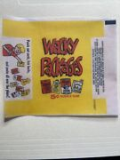 1967 Topps Wacky Packages Wax Wrapper Print