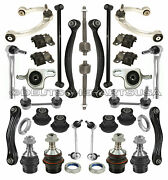 Mercedes W164 Ml280 Cdi Front Rear Control Arms Ball Joints Suspension Kit 30pc