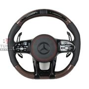 Mercedes Amg A Cla C E Cls S Steering Wheel - Led Display