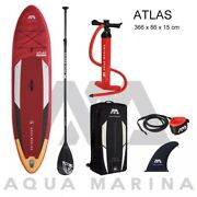 Inflatable Paddle Board Stand Up Surfboard Surfing Water Sport