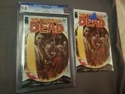 Walking Dead Issue 27 Cgc 9.8 And Ungraded Nm Issue 27