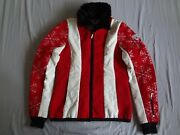 Dale Of Norway Monte Rosa Knitshell Windstopper Real Fur Womens Jacket