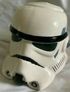 Stormtrooper Ceramic Candy / Cookie Jar  Star Wars Collectable  New In Box
