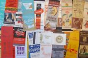 Phoenix, Arizona Lot Of 73 Different Matchbook Matchcovers See All Scans -f