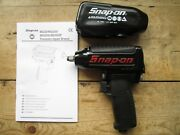 Snap On - Air Pneumatic Impact Wrench New Old Stock 95th Anniversary