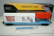 K-line Lionel 6-22507 Ringling Bros Barnum Bailey Circus Combo Boxcar And Wagon