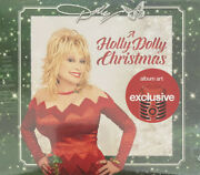 Dolly Parton A Holly Dolly Christmas Target Exclusive Cd Sealed New Xmas 2020