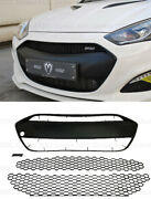 Mands Abs Grille [matte Black] For Hyundai Genesis Coupe Bk2 201316 Usa Stock