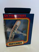 Matchbox Sky-busters Sb12 Pitts Special 'matchbox' - Boxed