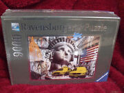 Ravensburger 9000 Pieces Jigsaw New York City Impressions Hard To Find