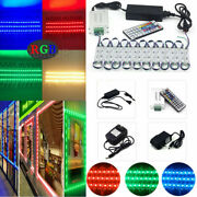 10200ft 5050 Smd Rgb 3 Led Module Club Store Front Window Light Sign Lamp Kits