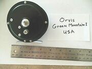 Orvis Green Mountain I- Fly Reel-made In Usa- Good Used Cond.