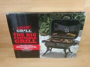 Expert Grill The Big Portable Charcoal Camping Bbq Brand New Boxed