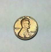 1946 Lincoln Wheat Back One Cent Penny No Mint Mark