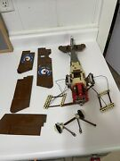 Lego 3451 Sopwith Camel As-is - Close But Not Complete