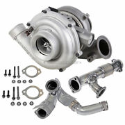 For Ford Excursion 6.0 2003-04 Stigan Turbo W/ Billet Wheel Charge Pipe Kit Dac