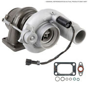 For Dodge D250 W250 D350 W350 1989 1990 Turbo Turbocharger W/ Gaskets Csw