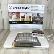 Brod And Taylor Folding Proofer Fp 101 Bread Dough Yogurt Culturing Barely Used