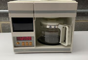 Mr. Coffee Spacemaker Under Cabinet 10 Cup Coffee Maker Utc-401 Super Clean Wow