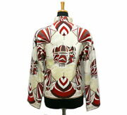 Hermes Yacht Pattern Reversible Zip Up Jacket Size Xs Women And039s Secondhand _59325
