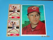 Baseball Card Tom Seaver - 2 Cards And 1 Topps Picture Or Photo