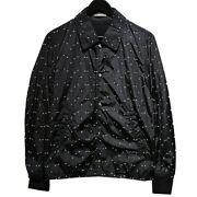 Christian Dior Homme17aw Ginza Six Open Memorial Limited Embroidered Nyl _43405