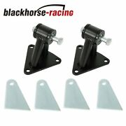 91018040 Engine Swap Weld-in Motor Mounts Fit Chevy Small Big Block Sbc Bbc V8
