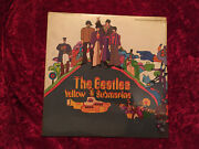 The Beatles Yellow Submarine Ost Sealed And03969 Apple Sw153 Original 1st Pressing