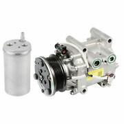 For 2009 Ford Escape Hybrid Oem Ac Compressor W/ A/c Drier Csw