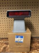 Vintage Gm Cadillac Deville Fleetwood High Mount Lamp 1986-1993 New Old Stock
