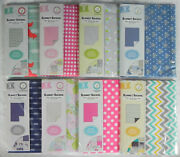 Jo-ann Land Of Whimzie Flannel Backing Fabric, 32x42, 8 Versions 100 Cotton
