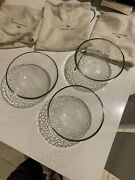 Michael Aram Butterfly Gingko Triple Bowl Set-parts Only