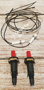 Universal Push Button Bbq Grill Igniter Spark Ignition Sparker 3 Ft Long Cable.