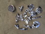 Attwood Boat Rail Base Stanchion 7/8 Chris Craft Rope Tie T Oem Lot