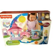 Fisher Price Little People Disney Princess Garden Party Playset 2014 Large New