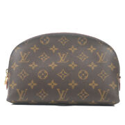 Authentic Louis Vuitton Monogram Pochette Cosmetic Gm Pouch M47353 Used F/s